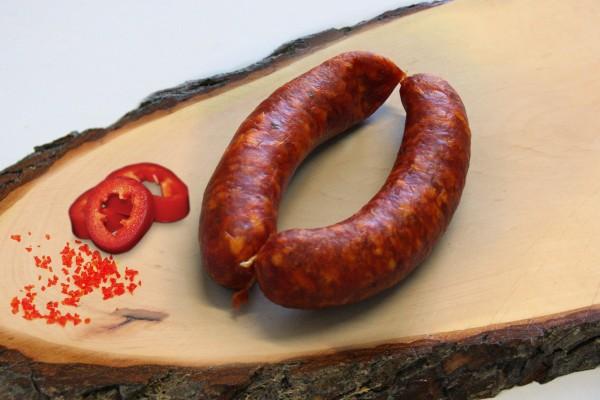 Paprika-Knacker